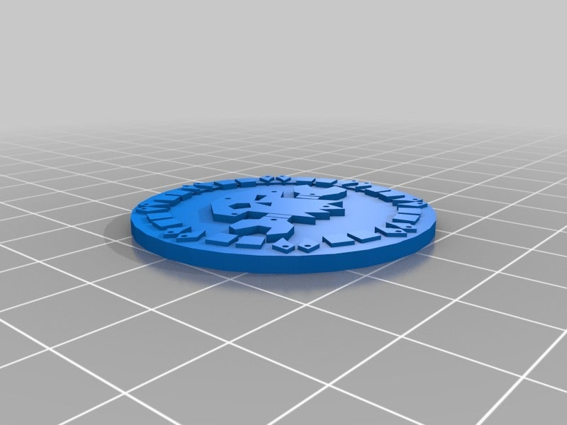 orky_objective_tokens15.png Download free STL file orky objective marker and base • 3D printer object, onebitpixel