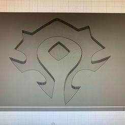 121693411_371749457351707_7600755349445937664_n (1).jpg Download STL file Horde Coaster • 3D printer template, Yangarama101