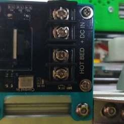 20190403_123236.jpg Télécharger fichier STL gratuit 2020 MOSFET Mount • Design pour imprimante 3D, MorganLowe