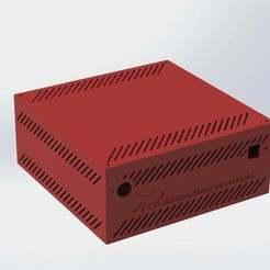 itx_1.JPG Télécharger fichier STL gratuit Affaire ITX Desktop • Objet pour imprimante 3D, MorganLowe