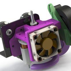 Unit_6.jpg Télécharger fichier STL gratuit Les CR-10 et Ender3 améliorent leur linceul avec un ventilateur plus puissant et un BLTouch intégré ! • Design imprimable en 3D, MorganLowe