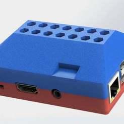 Master_System.JPG Télécharger fichier STL gratuit Affaire Master System Framboise Pi 2 & 3 • Plan à imprimer en 3D, MorganLowe