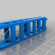 8333258e3446effdf994b92f9d13e7aa.png Télécharger fichier STL gratuit Un support d'extrudeuse Stock-ish pour Anet A8 et Alike ! (Inclut la chaîne et la monture ou sans chaîne !) • Objet pour impression 3D, MorganLowe