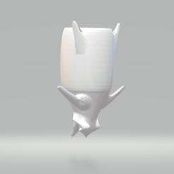 Adsız.png Download STL file PLANTER • Template to 3D print, mertaymm