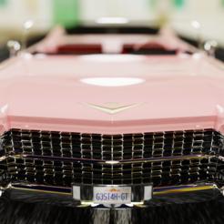 2.png Download STL file Cadillac Sedan Deville 59 - 3D Printable Model 3D print model • 3D printer design, PolyGrind