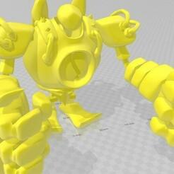 support.jpg Download STL file blitzcrank lol league of legends • Design to 3D print, jose17mp