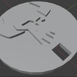 Mushroom Folk.jpg Download STL file Mushroom Folk 0-20 Wound Tracker 3D print model • 3D print object, paulsmith4787
