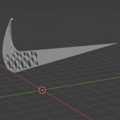 Captura de pantalla 2020-10-09 160521.png Download STL file Nike logos • 3D printer template, Omgsamuel