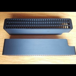 20201008_150354.jpg Download free STL file Rav4 rear air grille cover • 3D printer model, Bfsa