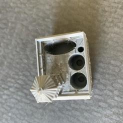 IMG_1729.JPG Download free STL file Arizer Solo Stem Holder w/ Dojo thing • 3D printer model, dstuchinsky