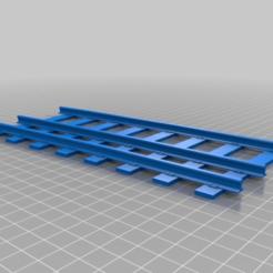 78cbb7da0e64dedf8c0d0c5837c344fc.png Télécharger fichier STL gratuit Courbe opposée, double jauge. • Modèle à imprimer en 3D, trotfox