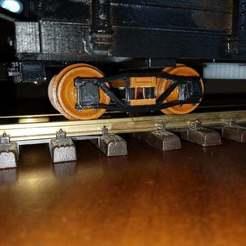 20180525_121516.jpg Download free STL file 45mm gauge Archbar Trucks • 3D printing design, trotfox