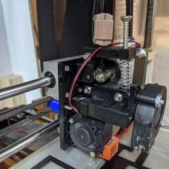 IMG_20200723_144518.jpg Télécharger fichier STL gratuit Anet A8, E3D V6 direct avec engrenages Bondtech • Design pour imprimante 3D, trotfox