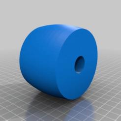 a07e2a11b5ed2ebb6b4a9b25daab8456.png Download free STL file 2 inch wide grinder wheels • 3D printer object, trotfox