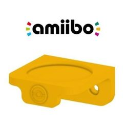 Tamaño para imagenes Marketplace (31).jpg Download STL file Amiibo Pokebola Stand • 3D printer object, ElBerjon