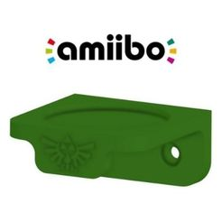 Tamaño para imagenes Marketplace (34).jpg Télécharger fichier STL Amiibo Stand TLOZ • Design pour impression 3D, ElBerjon