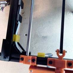 Installed_Called_Cable_clip.jpg Download free STL file 40mm Extrusion Cable clip • 3D printer design, rlgjr