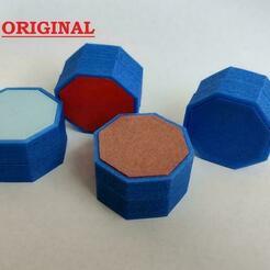 il_794xN.2820067245_ff5j.jpg Download STL file Ratcheting Spinner Fidget Toy • 3D print object, rubik