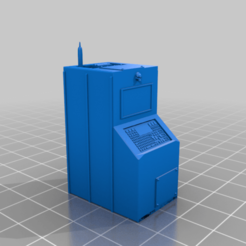 Konsole_sized.png Télécharger fichier STL gratuit Console de base • Design à imprimer en 3D, zukasa