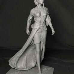 Tris_01.jpg Télécharger fichier STL Triss Merigold • Plan pour impression 3D, epicpiratescollectibles