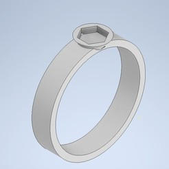 anillo.jpg Download STL file  interleaving ring • Model to 3D print, emilianobolanos