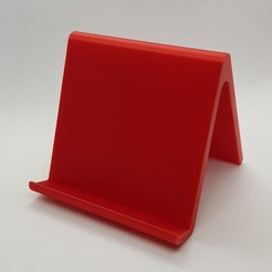20201105_181517.jpg Download free STL file Simple stand for a phone or ebook reader • 3D printing model, 3DBezOgraniczen