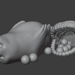 SeilGaiman.PNG Descargar archivo STL gratis Seil Gaiman • Plan imprimible en 3D, asininedave