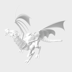Screenshot 2020-12-21 at 14.11.11.png Download free STL file Mechanical dragon  • 3D printer object, EpicDb17