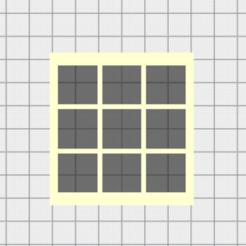 Screenshot_102.png Télécharger fichier STL Quick7 Keypad TOP Plate - 9 touches • Objet pour impression 3D, albuster