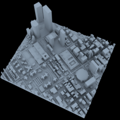 newyork.png Download STL file New York City model puzzle 3D print model • 3D printable design, margaretcastop