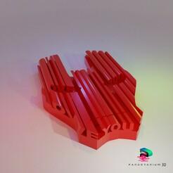 Preview01.jpg Download STL file 3D Word Shape - Love You 3000 • 3D printable model, pandoranium3d