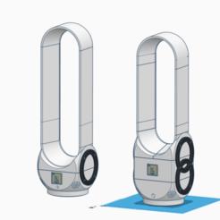 v2-01.png Télécharger fichier STL Ventilateur multiplicateur d'air sans pales • Plan pour impression 3D, pandoranium3d