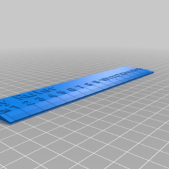 e3ad6d459d4872e69b1832616cb4abad.png Download free STL file My Customized ruler • Object to 3D print, frenchy3736249