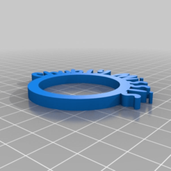 4a3cf7cad9c51de23dcafa7f6335bc0d.png Download free STL file chubly missis Personalized Napkin Rings • 3D printing design, frenchy3736249
