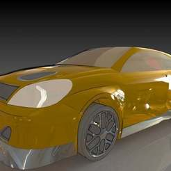 1.JPG Download free STL file Opel Astra Opt • 3D printable object, pabloblgarcia