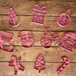IMG_7355.JPEG Télécharger fichier STL Coupe-biscuits de Noël • Objet à imprimer en 3D, mimacortantes