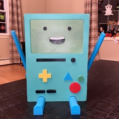 IMG_5916.JPG Download STL file Tilting BMO Switch Dock • 3D print model, david3dprintertiktok