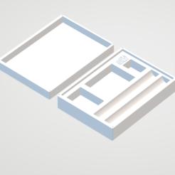 DnD Box.png Télécharger fichier STL Boîte DnD • Modèle pour imprimante 3D, coal3D