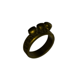 gold.png Download OBJ file ironman • 3D printer object, samanabotaleby