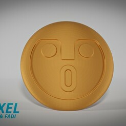 3edit.jpg Download STL file South American indigenous mask for wall 03. • 3D printing template, Voxeldyf