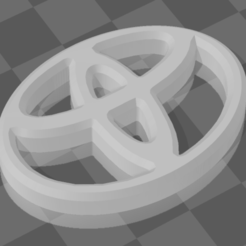 Toyota_Logo_V1_.PNG Download free STL file Toyota Logo • 3D printable template, Kingero01