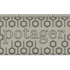 photo.png Télécharger fichier STL gratuit potager  • Modèle imprimable en 3D, glouglou12
