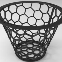 untitled.17.jpg Download STL file Hydroponics basketball • 3D printing design, salvadorbravodi