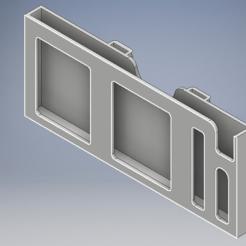 Przechwytywanie.PNG Télécharger fichier STL gratuit Huawei P9 lite gopro mount case • Modèle pour impression 3D, kamilrapior