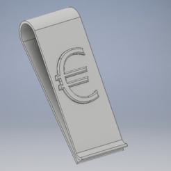 euroclip.PNG Download free STL file Euro clip • 3D printing design, kamilrapior