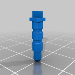 Cool_Sango.png Download free STL file Mobile Phone Audio Jack Insert • 3D printable object, Sumerlin_Designing
