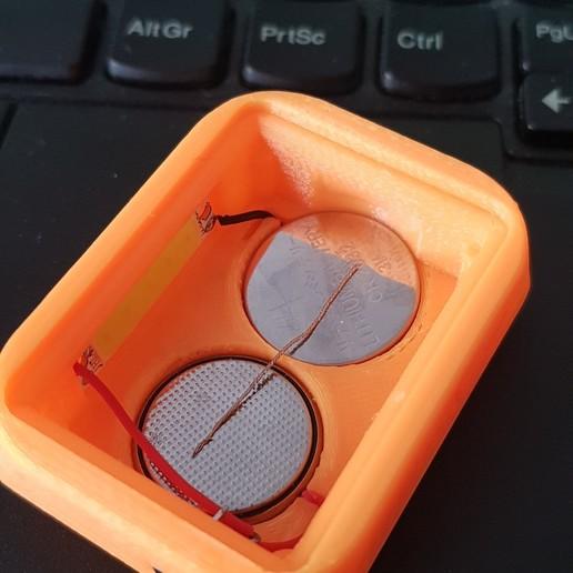 20201015_090336.jpg Télécharger fichier STL Litokey ( Porte-clés ) • Design à imprimer en 3D, Bandy88