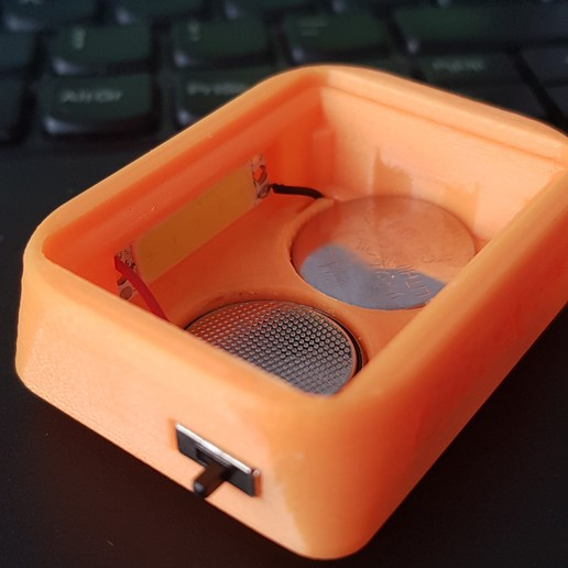 20201015_090318.jpg Télécharger fichier STL Litokey ( Porte-clés ) • Design à imprimer en 3D, Bandy88