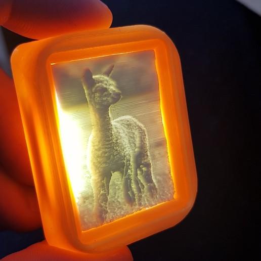 20201015_090613.jpg Télécharger fichier STL Litokey ( Porte-clés ) • Design à imprimer en 3D, Bandy88