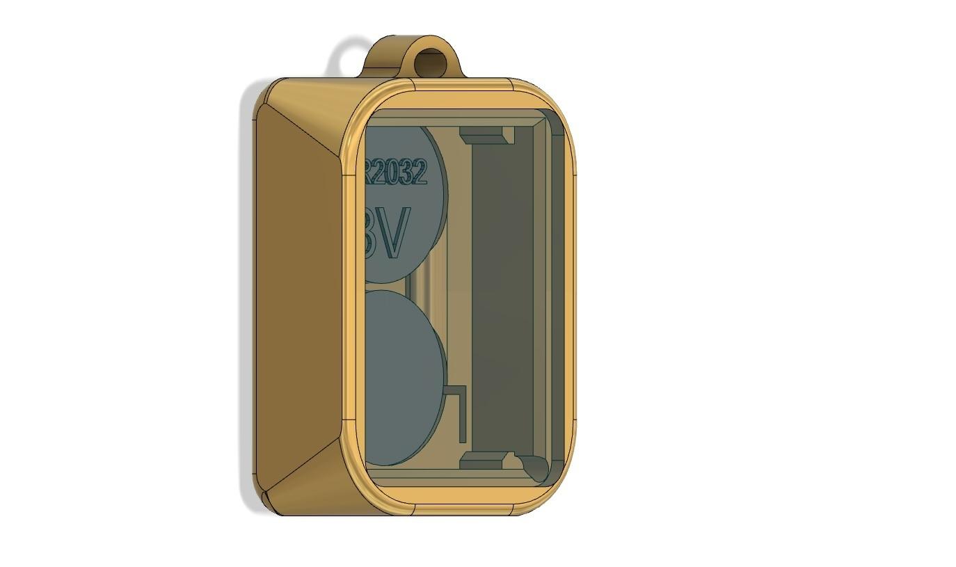 key2.jpg Télécharger fichier STL Litokey ( Porte-clés ) • Design à imprimer en 3D, Bandy88